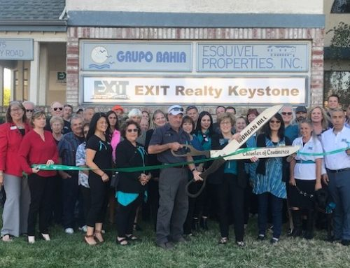 Ribbon Cutting — Exit Realty Keystone