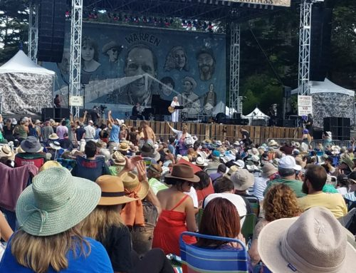Music in the Air . . . with Mark 'Fenny' Fenichel: Hardly Strictly is still the best free music festival money can't buy