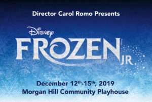 Disney's Frozen Jr @ Morgan Hill Community Playhouse | Morgan Hill | California | United States
