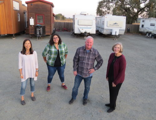Nonprofit profile: RVs parked in church lot keep families off the streets