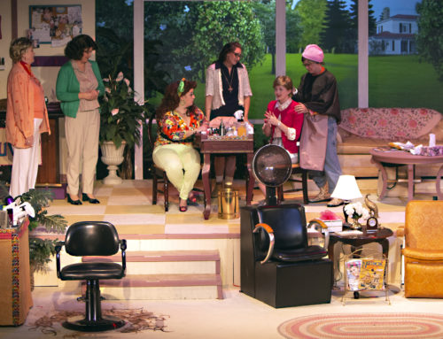 "Curtain Up Theater Review by Camille Bounds: ""Steel Magnolias"" is one of the best offerings of drama from SVCT"