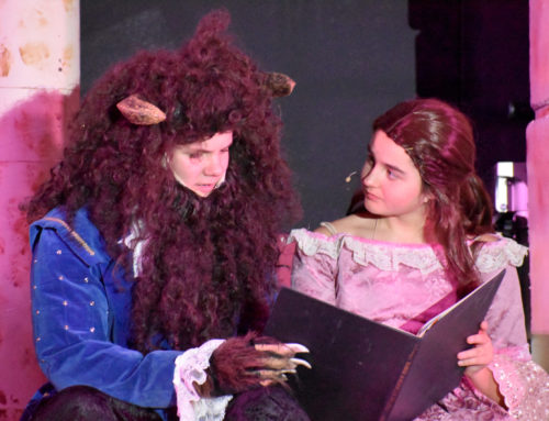 Students put on story of transformation in 'Beauty and the Beast'