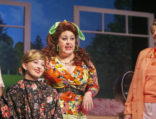 """Steel Magnolias"" — Theater fans absolutely should see this show before is closes this weekend"