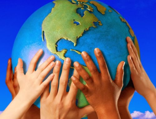 Editorial: In 2020, let's join in a vision to pursue peace on Earth