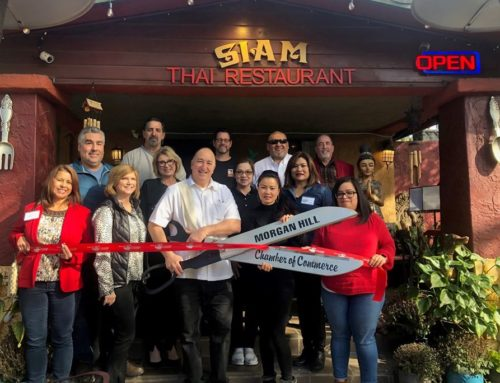 Ribbon Cutting — Siam Thai Restaurant