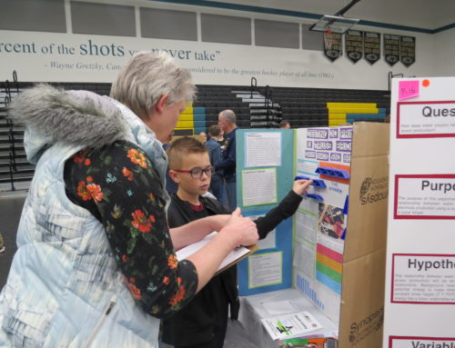 Morgan Hill students have fun learning about science at 2020 fair