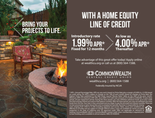 Commonwealth Central Credit Union: Bring Your Projects to Life