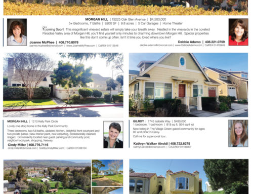 Coldwell Banker: Five South Bay Homes Now on the Market