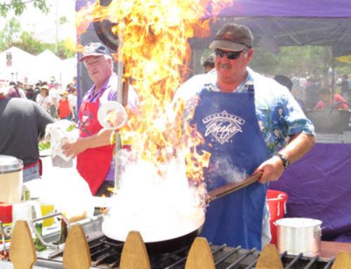 Mushroom Mardi Gras, Garlic Festival canceled