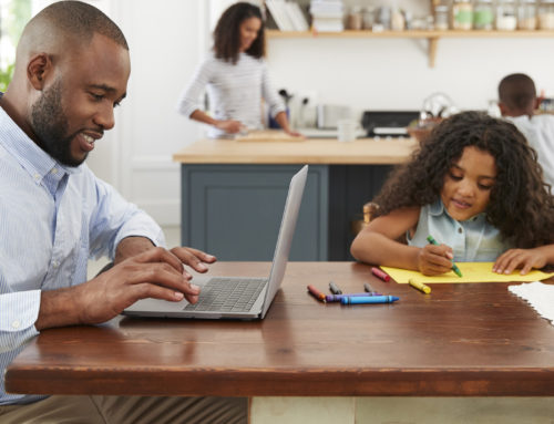 Community Voices by Donna Lane: How to survive working from home with kids from someone who's done it for 23 years