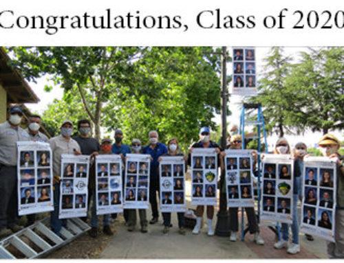 Photo Op: Congratulations, Class of 2020