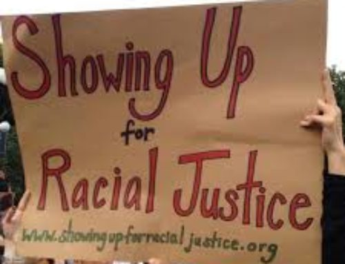 Guest column by SURJ South County: Hundreds march for racial justice in Morgan Hill and Gilroy