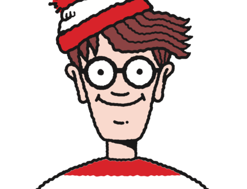 Around Town . . . with Robert Airoldi: Shop Local campaign urges residents to find Waldo for fun prizes