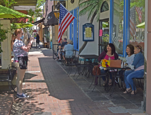 Restaurants faced confusion over outdoor dining rules