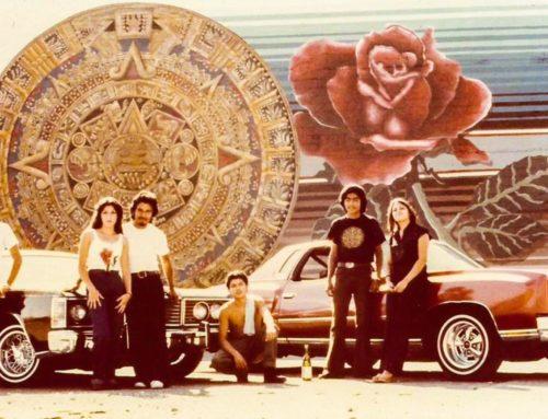 Nonprofit profile: Artists restoring 'Aztec Calendar' mural