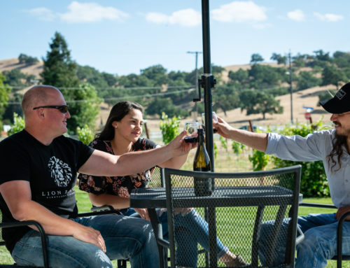 Local wineries pivot to allow on-site tastings outdoors only
