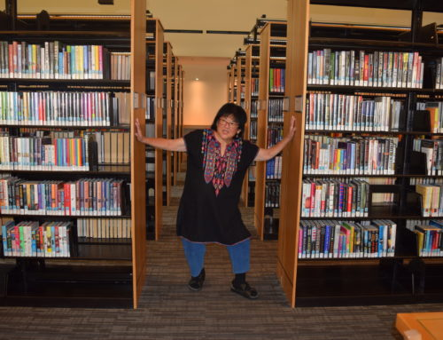 After more than four decades, Gilroy's librarian says goodbye