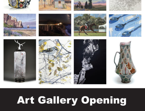 Saturday Nov. 14 at 5 p.m. — Art Gallery Opening — Colibri showcases best South Valley artists