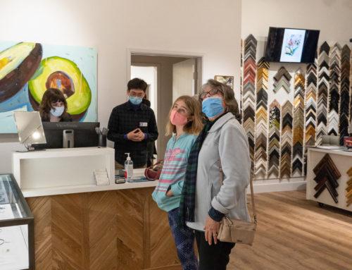 Colibri Gallery Grand Opening