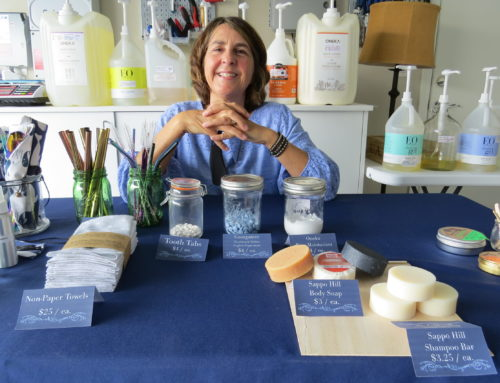 Business Profile … The FillerUp Shop: Woman starts refill shop that reduces plastic from environment