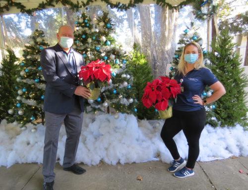 Nonprofit profile: Winter Wonderland lifts the spirits of hospital staff