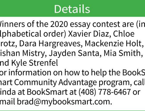 Nonprofit profile: Children express feelings about reading in BookSmart Community Advantage essay contest