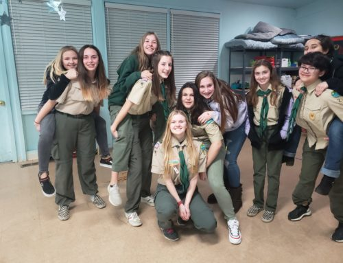 Women Leaders … with Kelly Barbazette: Striving to become an Eagle Scout teaches young woman valuable lessons