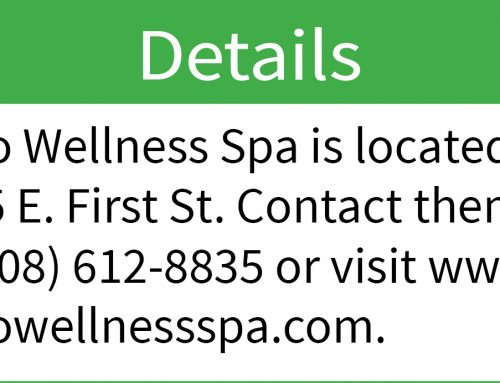 Downtown with Suman Ganapathy: Pono Wellness Spa in downtown is thriving despite pandemic