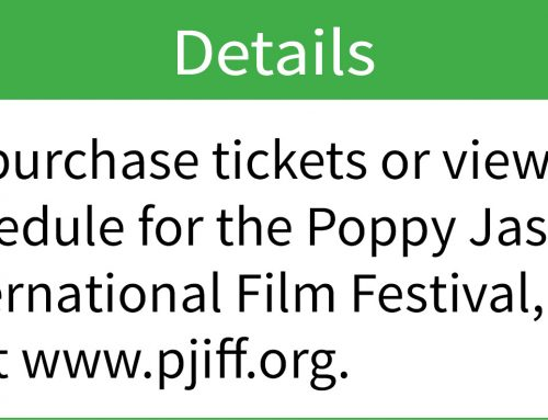 Nonprofit profile: Poppy Jasper International Film Festival to use streaming platform to view films