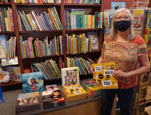 Nonprofit profile: Program provides diverse reading material for students