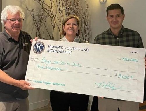 Around Town … with Robert Airoldi: Kiwanis Club doles out annual scholarships, grant to Boys and Girls Club