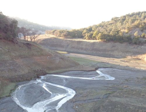 Residents encouraged to save water during extreme drought