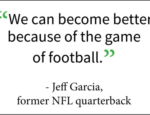 Nonprofit profile: Former 49er Jeff Garcia looks to inspire South Valley's next generation