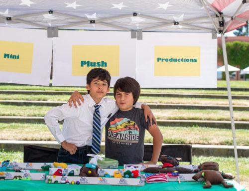 Students display entrepreneurial spirit at Children's Business Fair