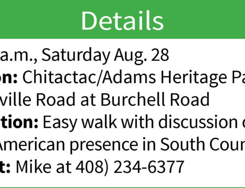 Take a Hike … with Mike Monroe: Take a morning walk through Chitactac, learn about Native Americans