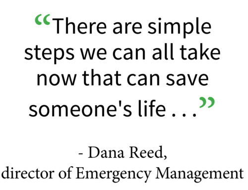 Take action during Community Preparedness Month to prepare for disasters