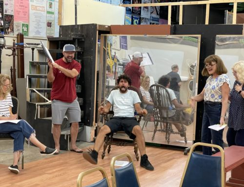 Nonprofit profile: SVCT's Limelight Theater's 'Ripcord' bringing comedy-drama to downtown Gilroy stage