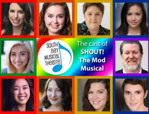 """Theater by Camille Bounds: """"Shout: The Mod Musical"""" is a delightful escape"""