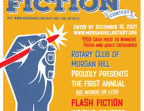 Editorial: Rotary's flash fiction contest encourages creativity